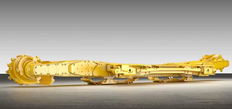 Kombajn ścianowy Eickhoff SL 300L